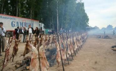 Se ultiman detalles para la Fiesta del Cordero 2014