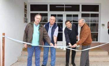 Este viernes se llevó a cabo la remodelación y ampliación en el Hospital 'Juana G. de Míguens'