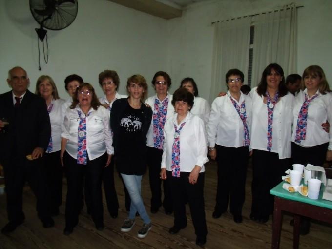 Coro Torrecita: Cierre del año del Taller de Coro a cargo de Emilia Garrote