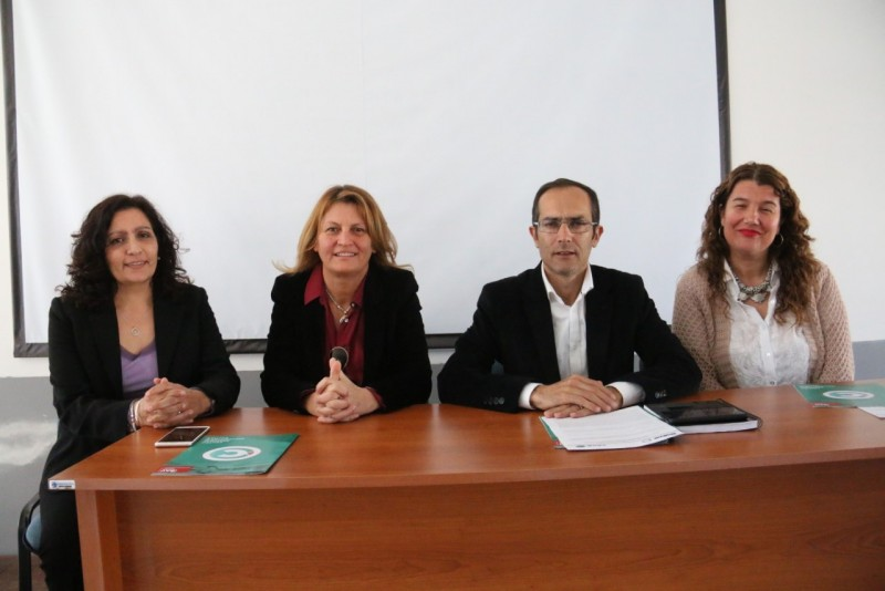Marcos Pisano presentó el primer Censo Anual Universitario