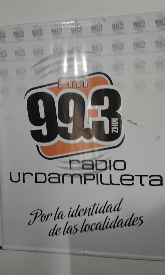Radio Urdampilleta continúa trabajando con toda la información