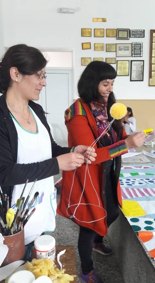 CAJ de Urdampilleta prepara 'El Circo de Liniers' con malabares y música