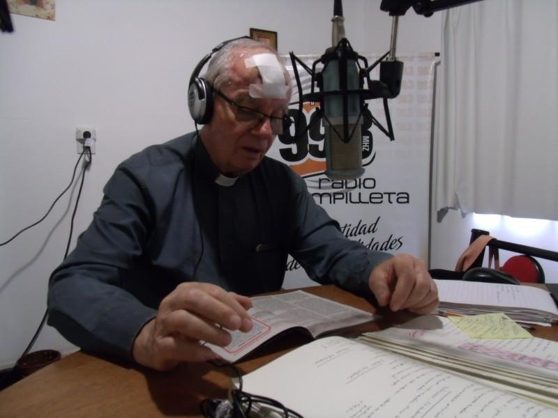 Padre Peter Oliver: Espacio de reflexión sobre el Evangelio del domingo 29