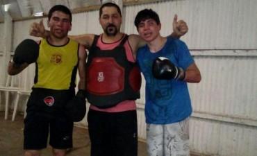 Festival Boxistico en Carlos Casares con la vuelta de Federico 'Chori' Coronel