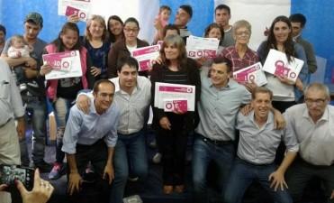 ¡Felicitaciones a las diez familias que cumplieron su sueño de la vivienda propia!