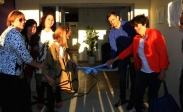 Bucca inauguró el Hogar de Protección Integral para Mujeres