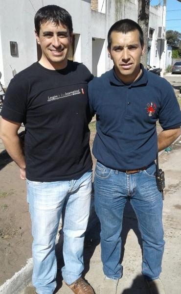 Bomberos Voluntarios recibió una nueva Autobomba y más equipamiento