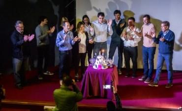 El municipio celebró el 4º  aniversario de la reapertura del Cine Avenida