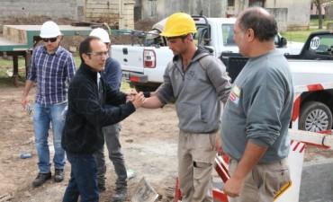 Se instaló una planta presurizadora de agua en Solidaridad