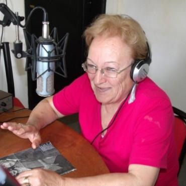 Marta Zurdo: recordó a 'Dante Quinterno' en 'Radio Urdampilleta'
