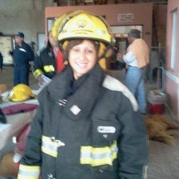 Un bombero por un bombero: La solidaridad entre pares nuevamente es noticia
