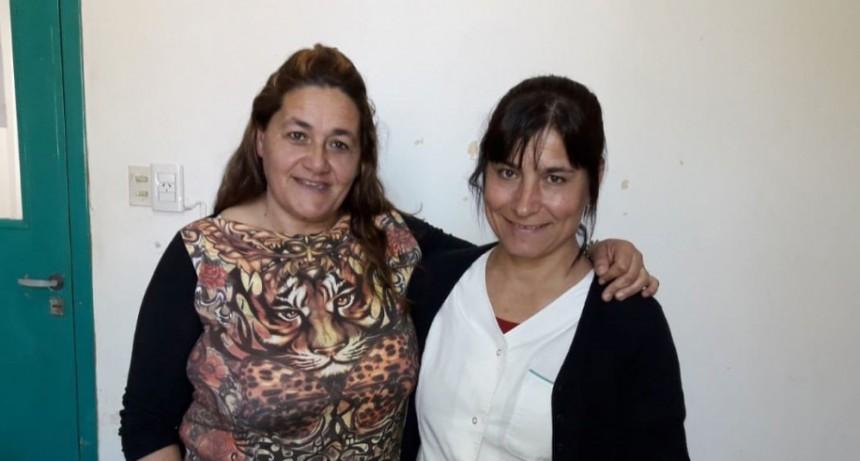 Desarrollo Social de Urdampilleta se suma a la campaña en prevención del cáncer de mama