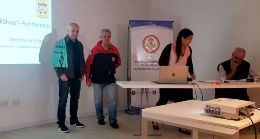 Leo Astorga: 'Todo el pueblo está comprometido con Bomberos y eso nos permite crecer como institución'