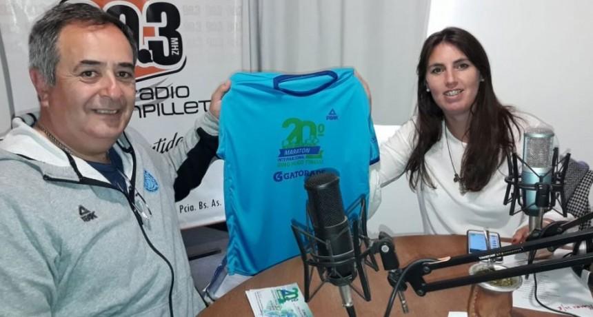 La convocatoria para la edición Nº 20 del Maratón Dino Hugo Tinelli llego a la localidad