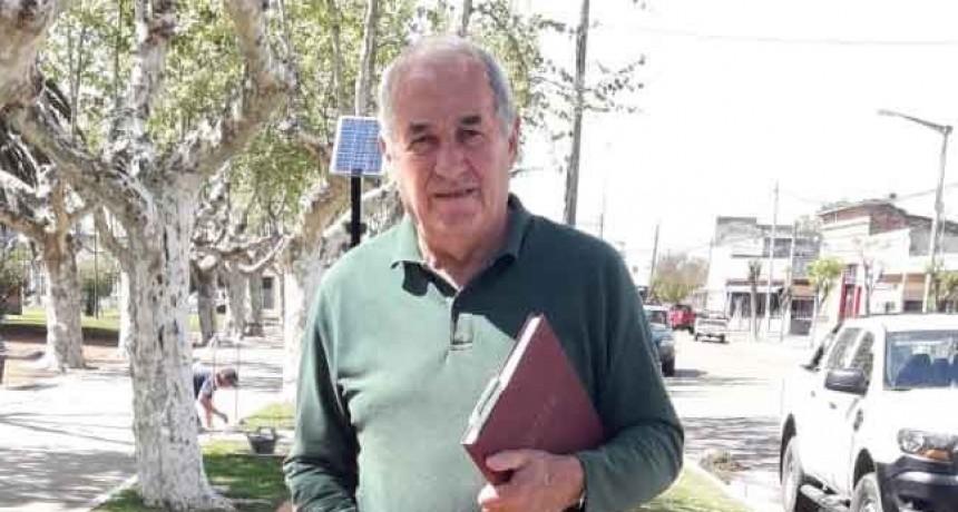 Humberto Cabalcagaray: 'Proyectar le brinda apoyo a las instituciones que hacen cosas por la localidad'