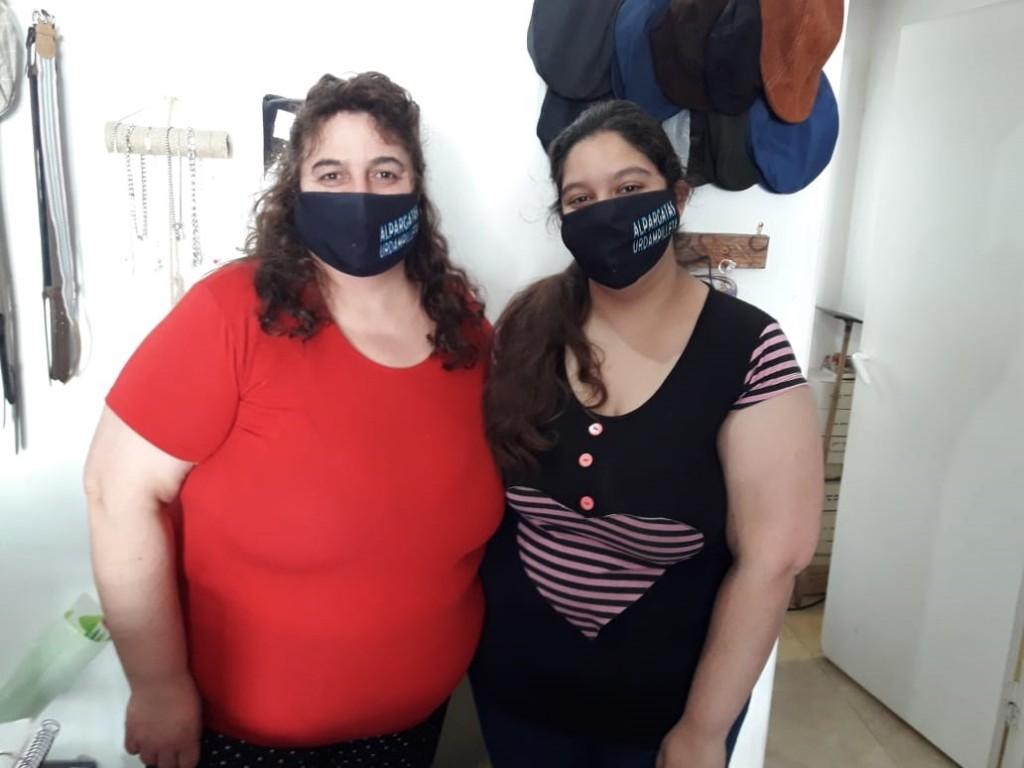 """Sandra Medina (Alpargatas Urdampilleta) : """"Este año hemos incorporado muchas cosas más para el día de la madre, tienen que visitar nuestro local"""""""