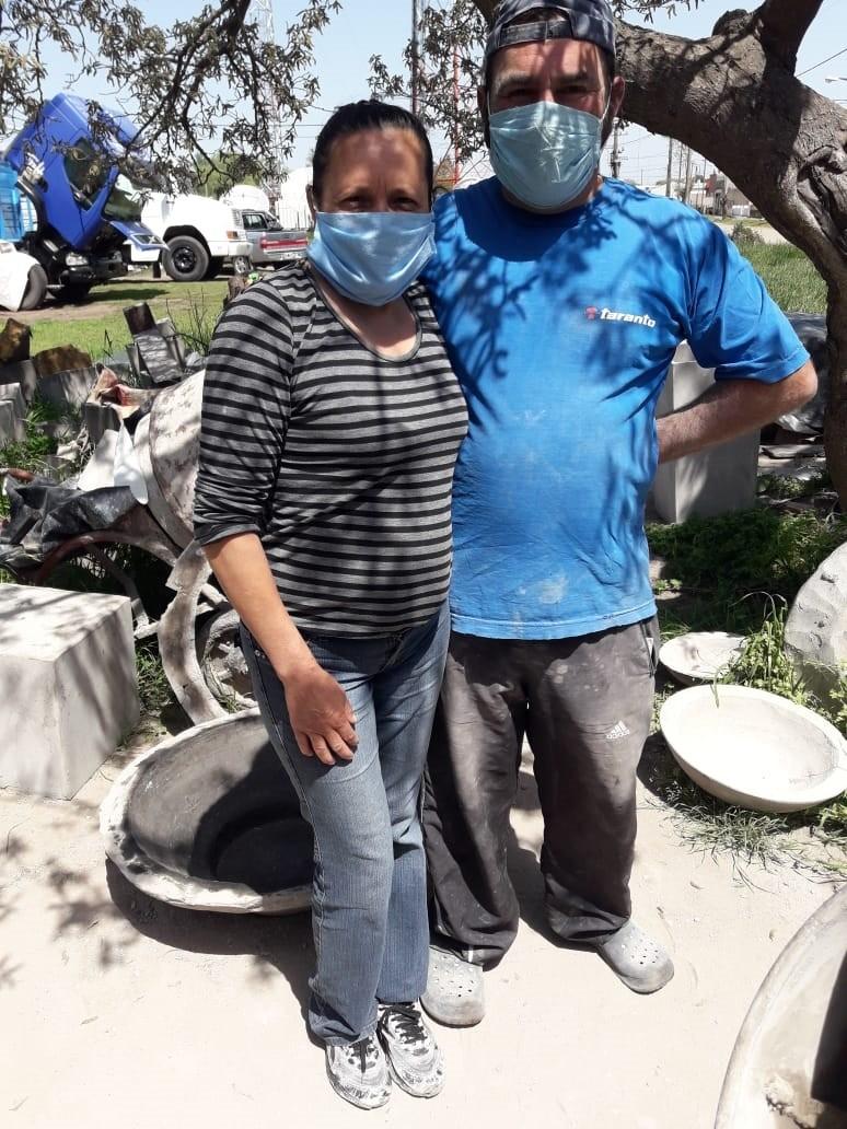"""Ana Torres: """"Estamos trabajando mucho para viveros de la zona y eso nos pone muy contentos"""""""