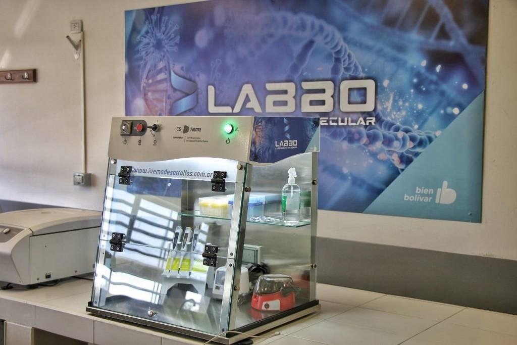 Los análisis del Laboratorio de Biología Molecular Bolívar, confirmaron 8 nuevos casos positivos