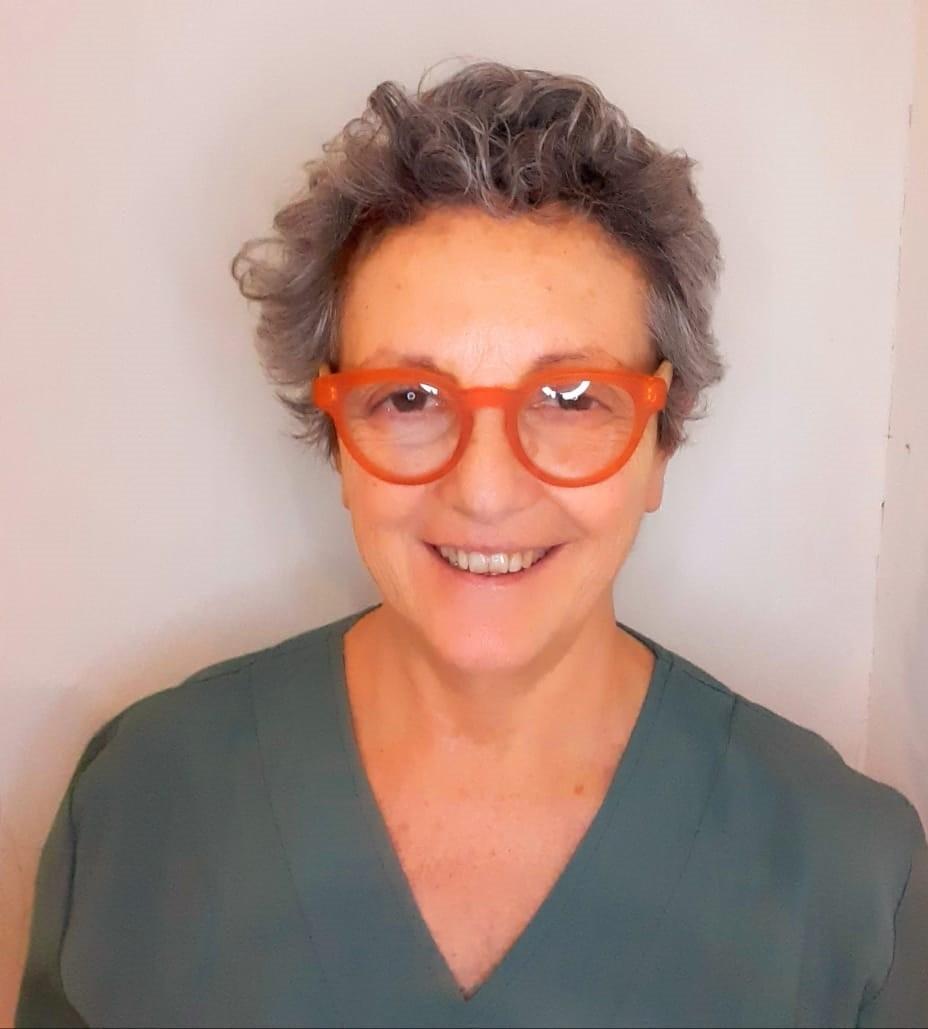 """Doctora Adriana Adrover: """"Tuvimos que reorganizar toda la sala y hemos diagramado ingresos por dos sectores"""""""