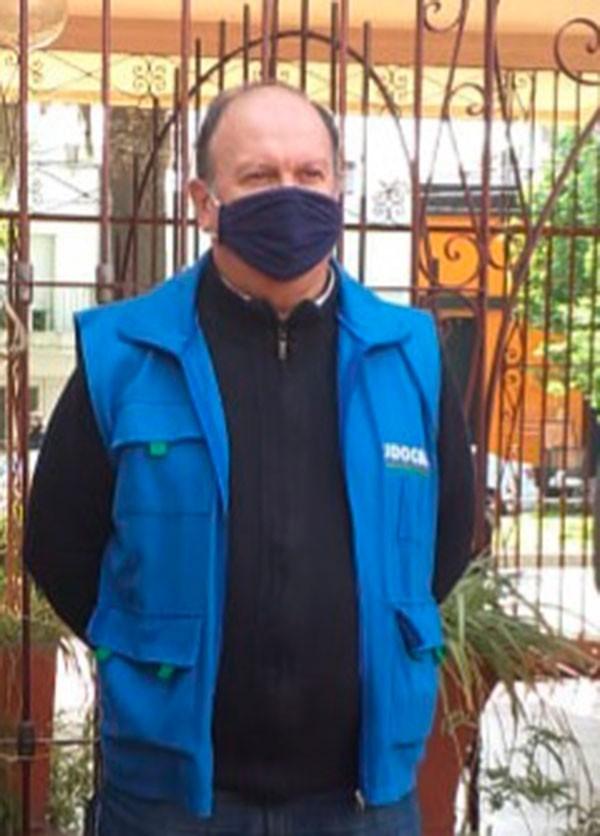 """Luís Rodríguez: """"Iniciar las clases sería tirar por la borda el excelente trabajo que ha hecho el equipo de salud"""""""