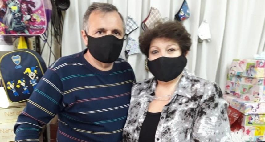 """Daniel Morena: """"Es una situación difícil porque hay fábricas que ya no están, pero seguimos luchando"""""""