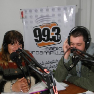 Urdampilleta crece… la radio crece!!!
