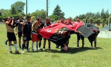 Fútbol Senior: Urdampilleta mas campeón que nunca