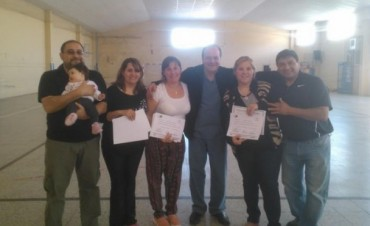 Bragado: Tres urdampilletenses realizaron una capacitación en 'Emergentología'