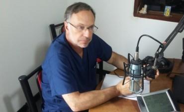 El Dr. Maluendez trató varios temas en su columna de Salud en la RU