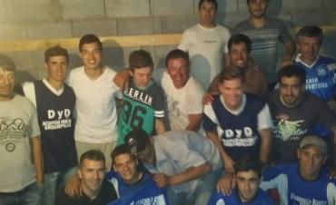 Fútbol Rural: Agrario-sin jugar-fue campeón en Segunda División