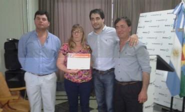 'Proyectar por los Pueblos de Pirovano' mención especial en la Fiesta del Asado con Cuero