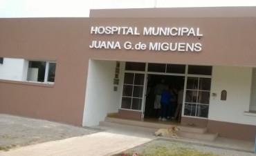 Jornada de Salud Mental para los trabajadores de sanidad del Hospital Municipal 'Juana G. de Miguens'