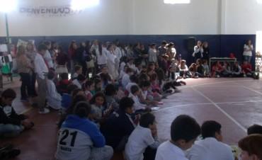 Feria de Cultura y Educación en Urdampilleta