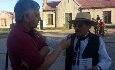 Chango Celis estuvo presente en el tercer 'Paseo de la Tradición' en BolÍvar
