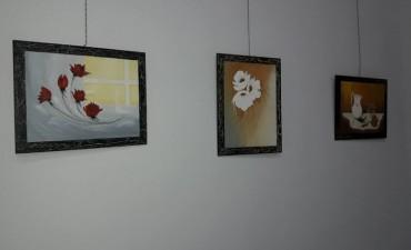 Exponen dos artistas en la dirección de adultos mayores