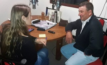 Sergio Elissamburu:'Le pedí el nombre a Daniel Diez, para participar del torneo'