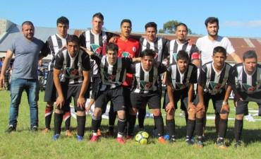 Marsiglio es el nuevo campeón del Fútbol Rural