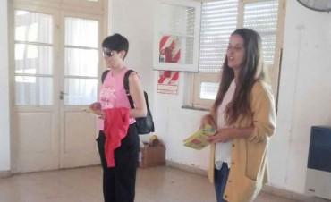 Lorena Palacio: 'Estamos llegando a todas las localidades con prevención'