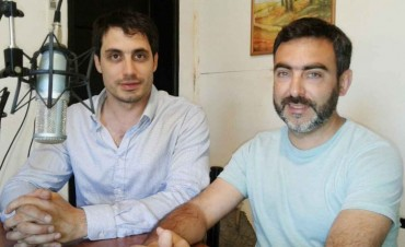Pablo Bucca: 'El compromiso del Municipio está siempre con las instituciones'