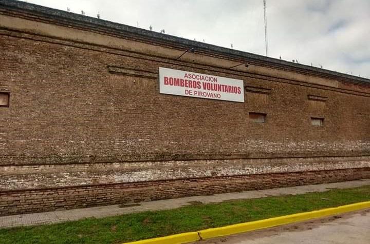 La asociación de Bomberos Voluntarios de Pirovano cumplió 4 años de vida institucional