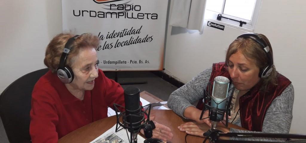 Teresita y Liliana charlaron de Mujer a Mujer