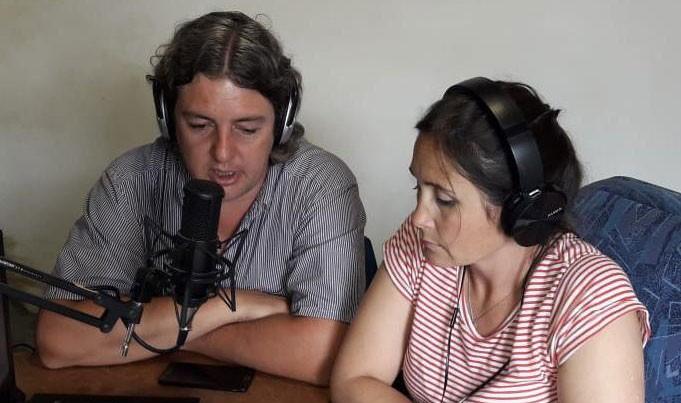 Agustín Puleo Zubillaga: 'El bacheo de ese sector de la ruta 65 se viene reclamando hace mucho tiempo'