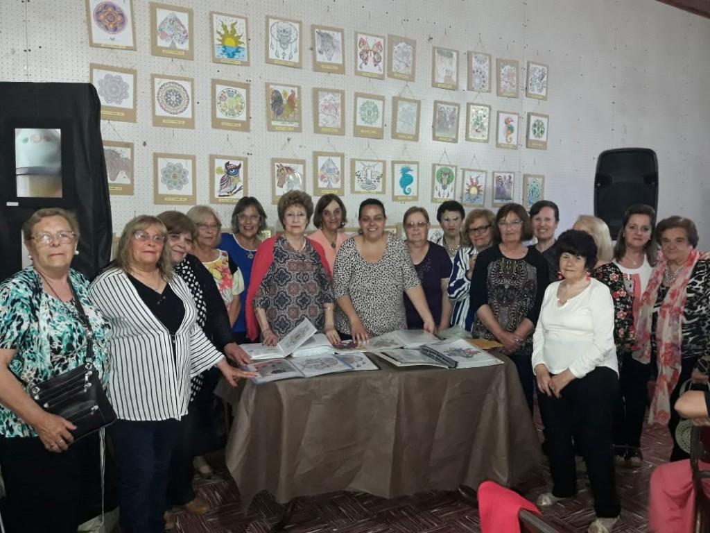 Los talleres municipales cerraron el año con una hermosa muestra en CJyP de la localidad