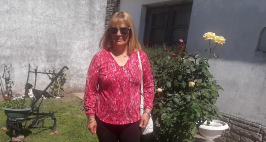 Inés Calvo recuerda a Pancho en el Día del Canillita