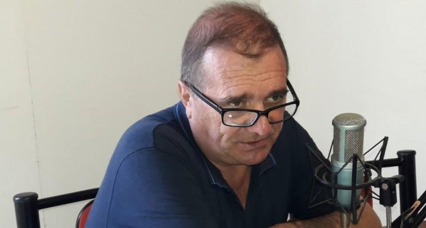 Miguel Enrique Spaltro: 'Esperamos que nos acompañen tanto el público como el clima'