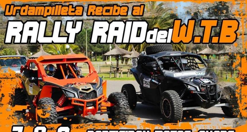Nuevo Rally Raid de WTB en Urdampilleta el próximo 7,8 y 9 de diciembre