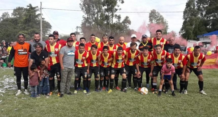 Copa Desafío: La 8 dio el golpe y le ganó a Agrario (Videos)