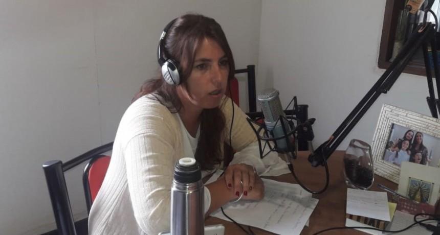 Estefanía Doorish: 'Los jóvenes de la localidad tienen mucho para decir y como gestión y comunidad tenemos que escucharlos'