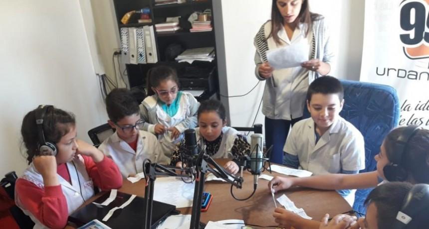 Las mañanas de Irigoyen presentes en Radio Urdampilleta