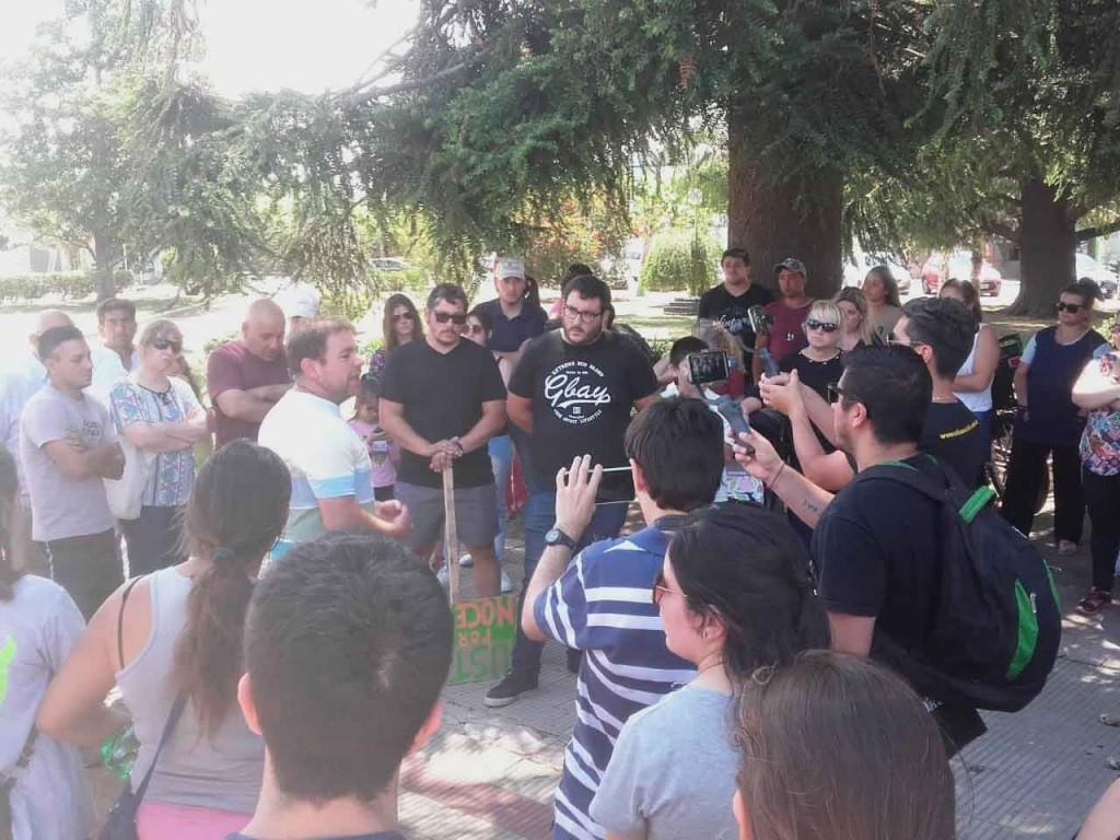 Daireaux: Padres del jardín de infantes convocan a una nueva marcha pacifica